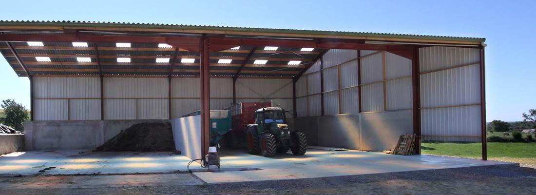 batiments demontables agricole